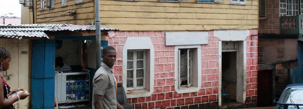 Downtown Krio House, Freetown