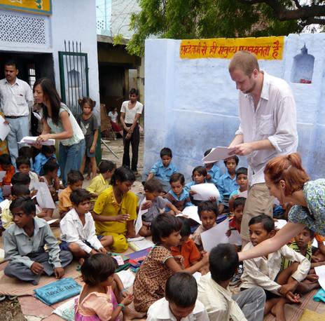 Hygiene Awareness Workshop