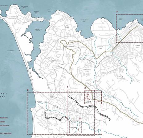 Freetown City Map