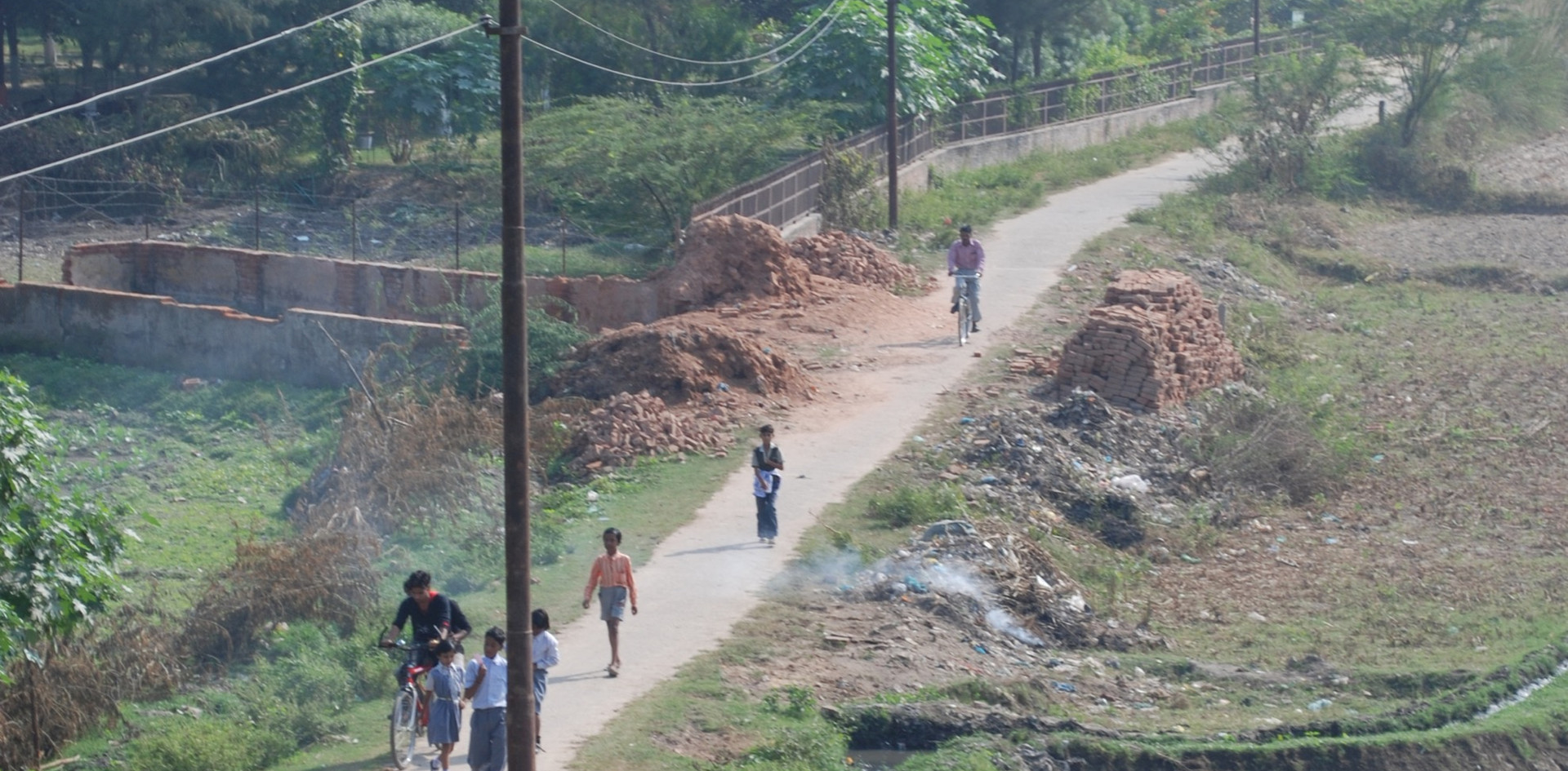 Kacchpura Village Entrance