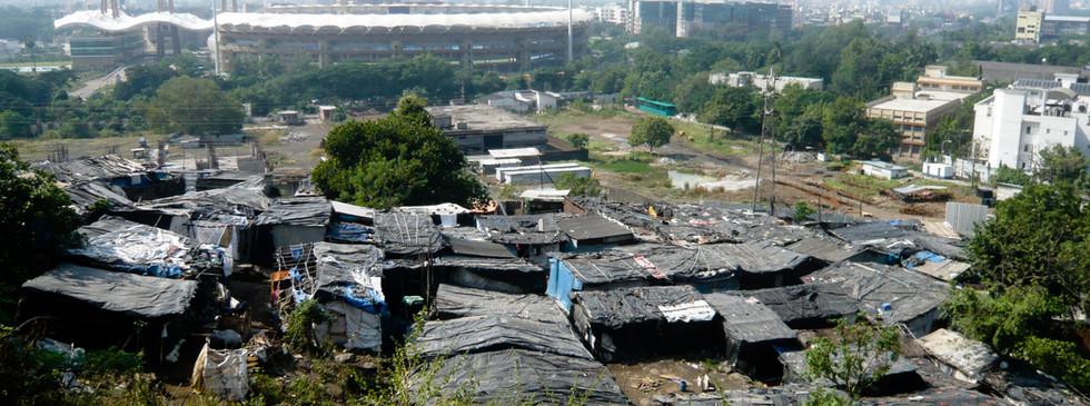 View of NIC Stadium from Quarry