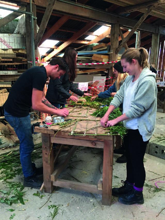 Making Timber Panels