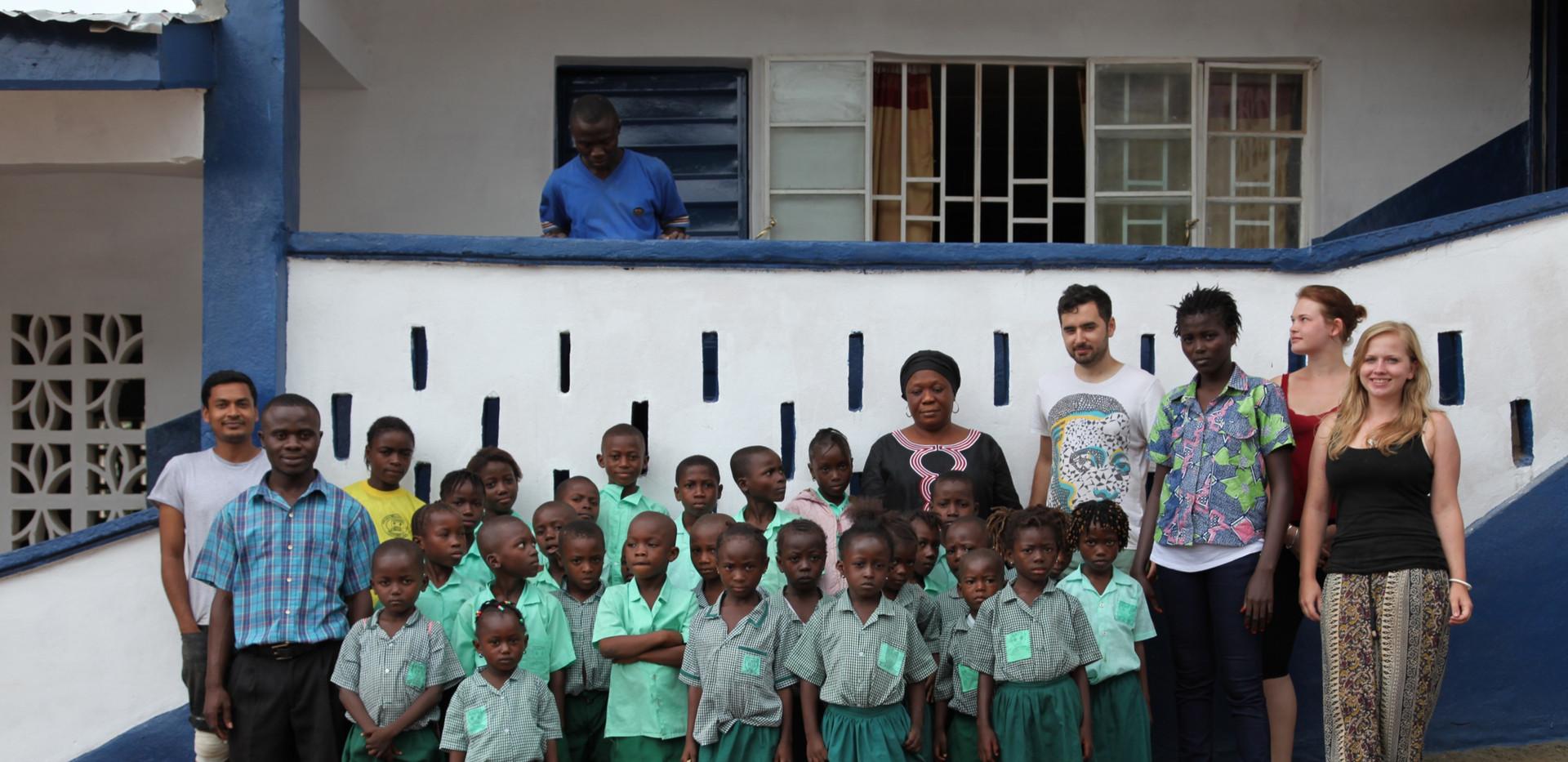 Ivor Leigh School Classroom