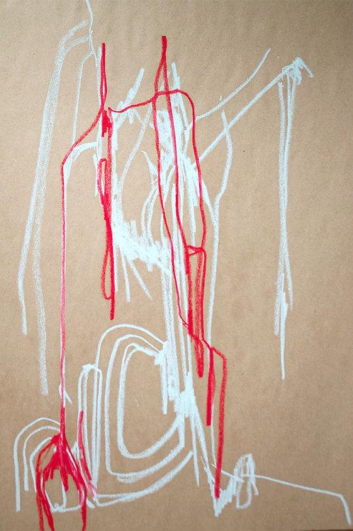 Drawing #4 / Dessin #4