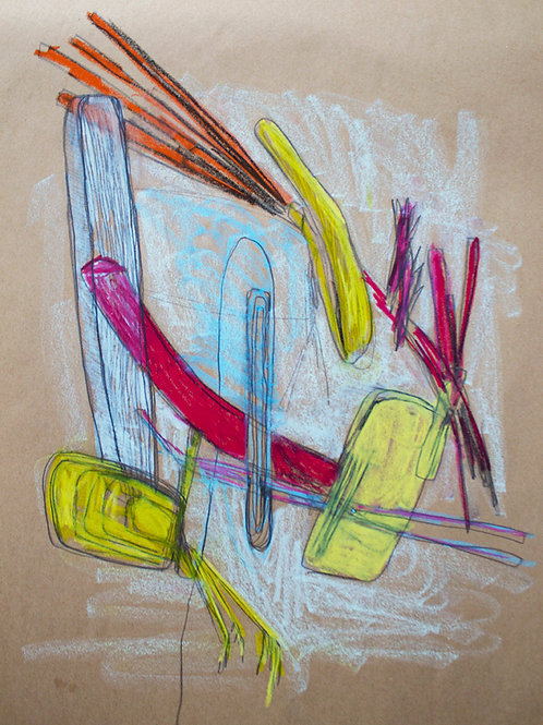 Drawing #14 / Dessin #14