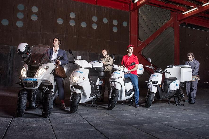 Noleggio scooter lungo termine affitto moto