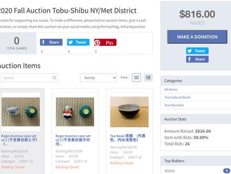Silent Auction - Tea Utensils