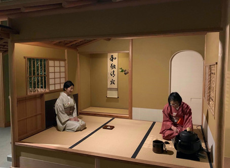 Japanese Tea Ceremony Presentation at The Seattle Art Museum