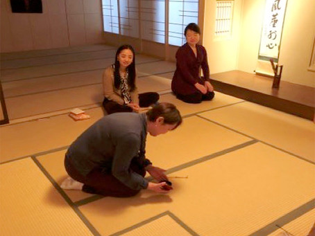 Public Tea Gathering at the Chanoyu Center