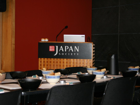 Workshop and Introduction to Tea Ceremony at the Japan Society