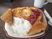 Full Breakfast for YOU!
