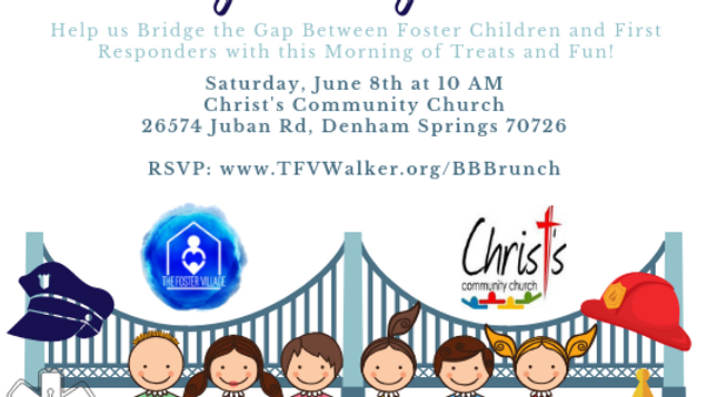 Building Bridges Brunch First Responders