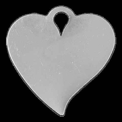 Chaveiro Coração Metal