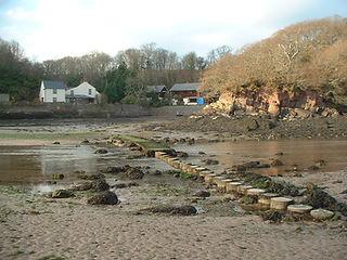 Sandy Haven - Crab bridge