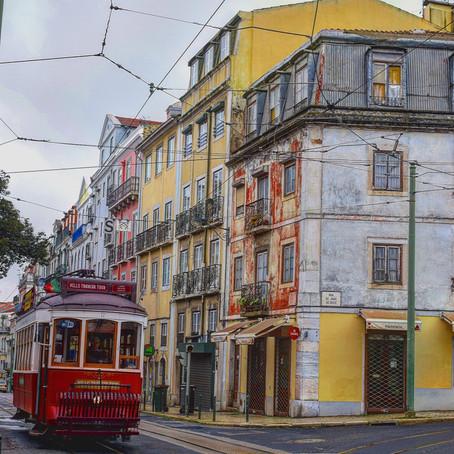 Lisbon: Wonderland with Hills