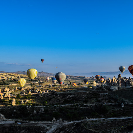 Cappadocia, a two-day unforgettable adventure