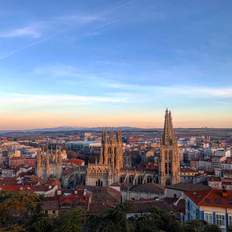 Burgos, a magical town in Northern Spain