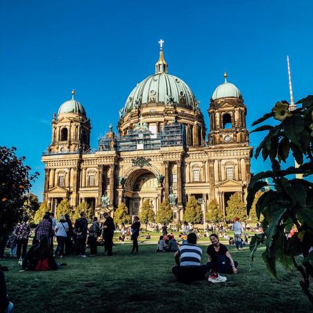 Berlin: A Green City Covered in Bike Trails