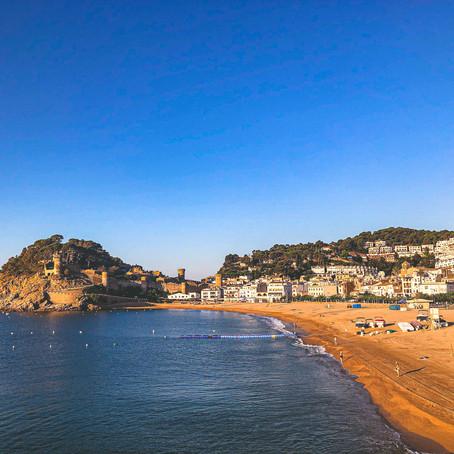 Costa Brava: From Tossa de Mar to L'Estartit (Section 1)