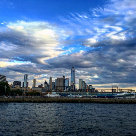New York: The city that never sleeps