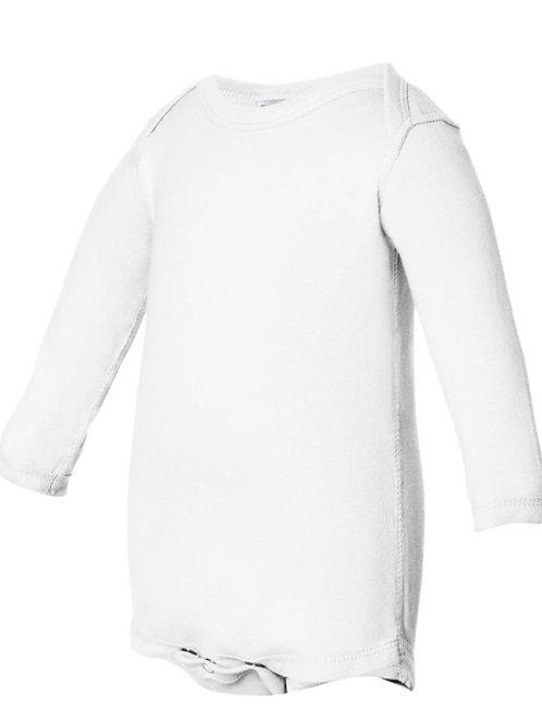 Personalized Long Sleeve Onesie
