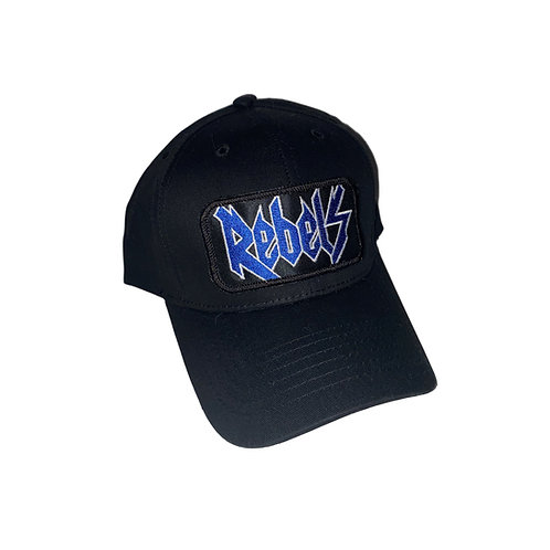 Embroidered Rebels Cap