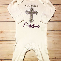 #baptismoutfit #babysbaptism #silhouette