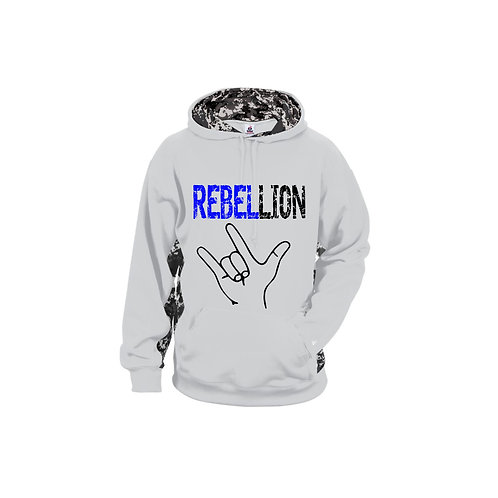 Digital Camo Performance Hoodie