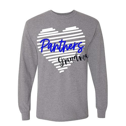 Panthers Heart Shirt
