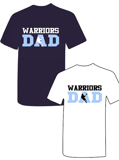 Lacrosse Dad Shirt