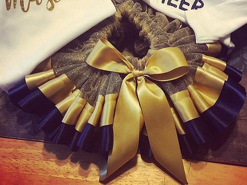 Blue & Gold Tutu