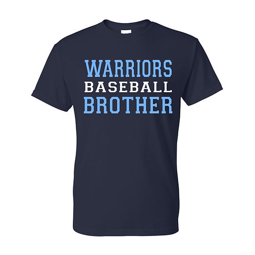 Warriors Brother T-shirt
