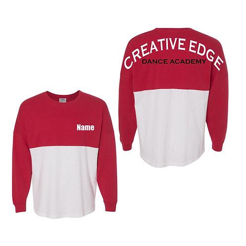 Red/White Spirit Jersey