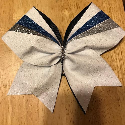 All Glitter Cheer Bow