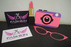 Photo Booth Props for Fashion Event