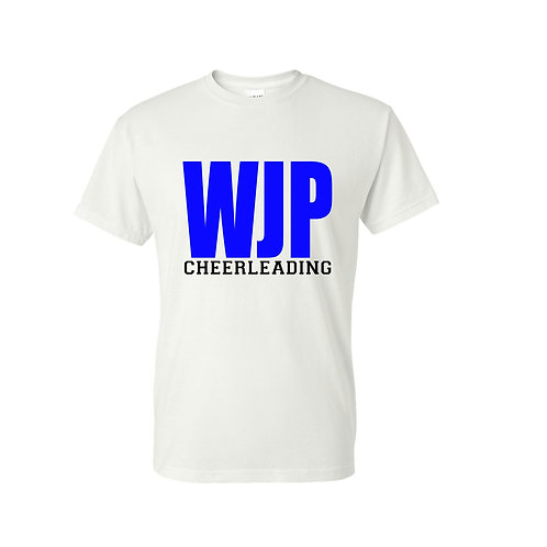 WJP Cheerleading Shirt