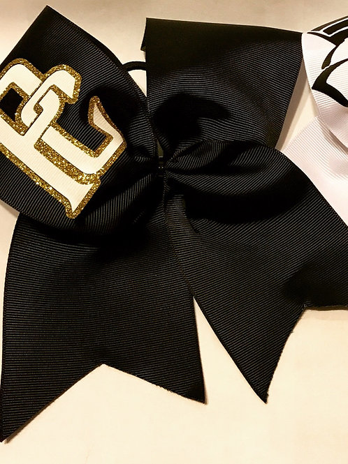 Glitter Practice Bow