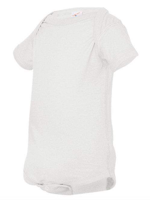 Personalized Short Sleeve Onesie