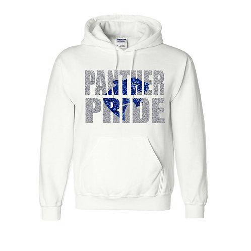 Panther Pride Hooded Sweatshirt