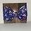 Thumbnail: Patriotic bow head wrap