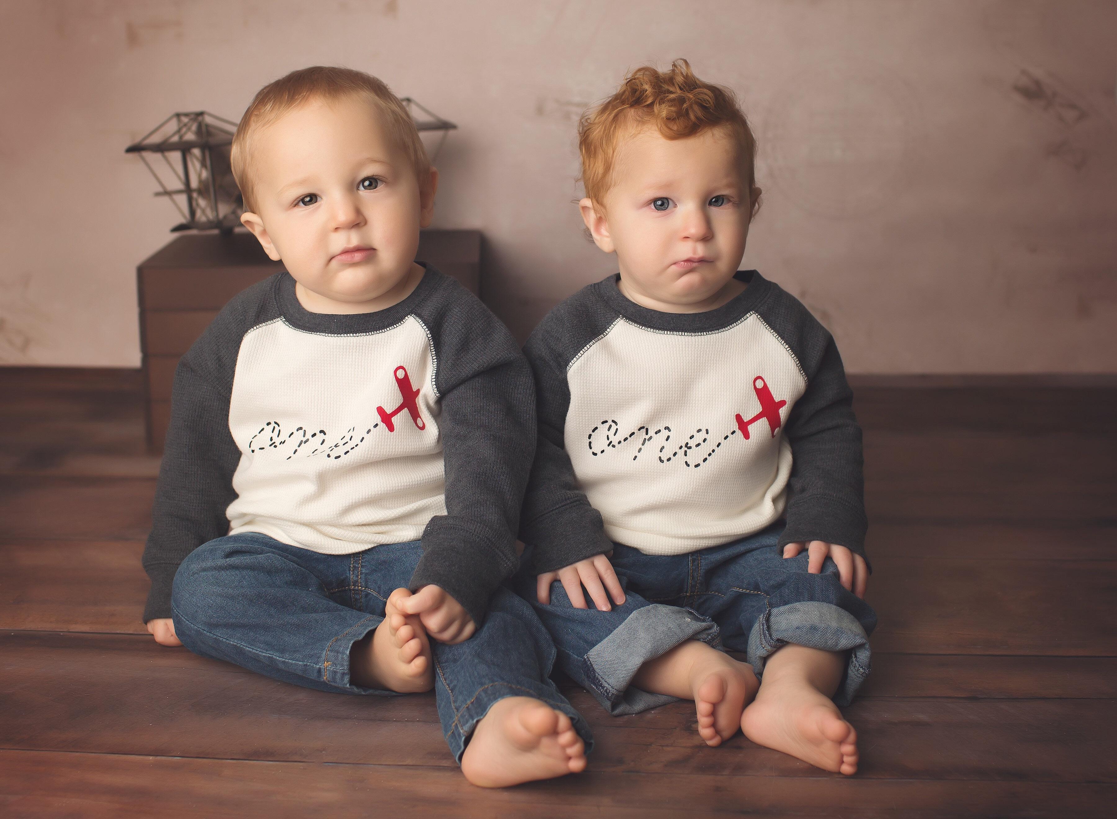 Twins Turn One