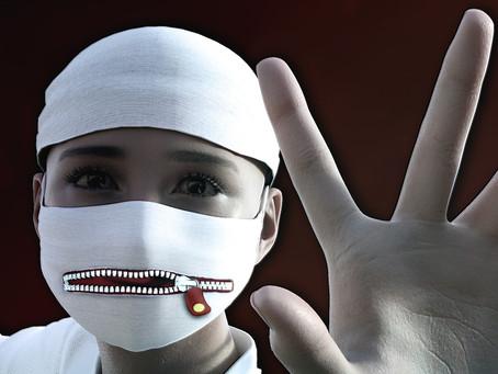 """Freiheitskämpferin: """"Impfung ≠ Freiheit"""""""