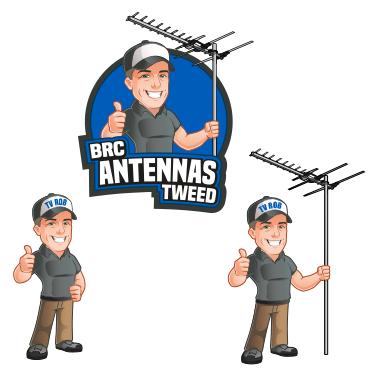 BRC Antennas Tweed
