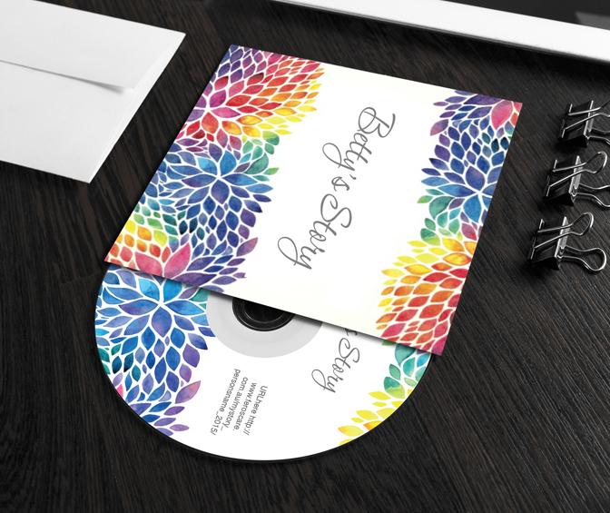 DVD Branding