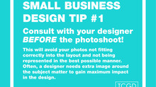Design tips for small business