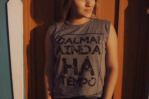 REGATA - CALMA AINDA HÁ TEMPO - FEMININA