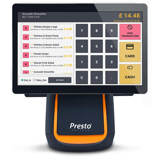 NextGen EPOS with Customer Display