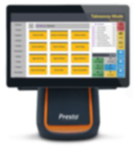 Full HD Display & Built - In Receipt Printer