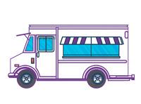 Presto Express EPOS for Mobile food trucks
