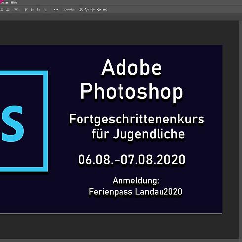 Adobe Photoshop für Jugendliche   Fortgeschritten